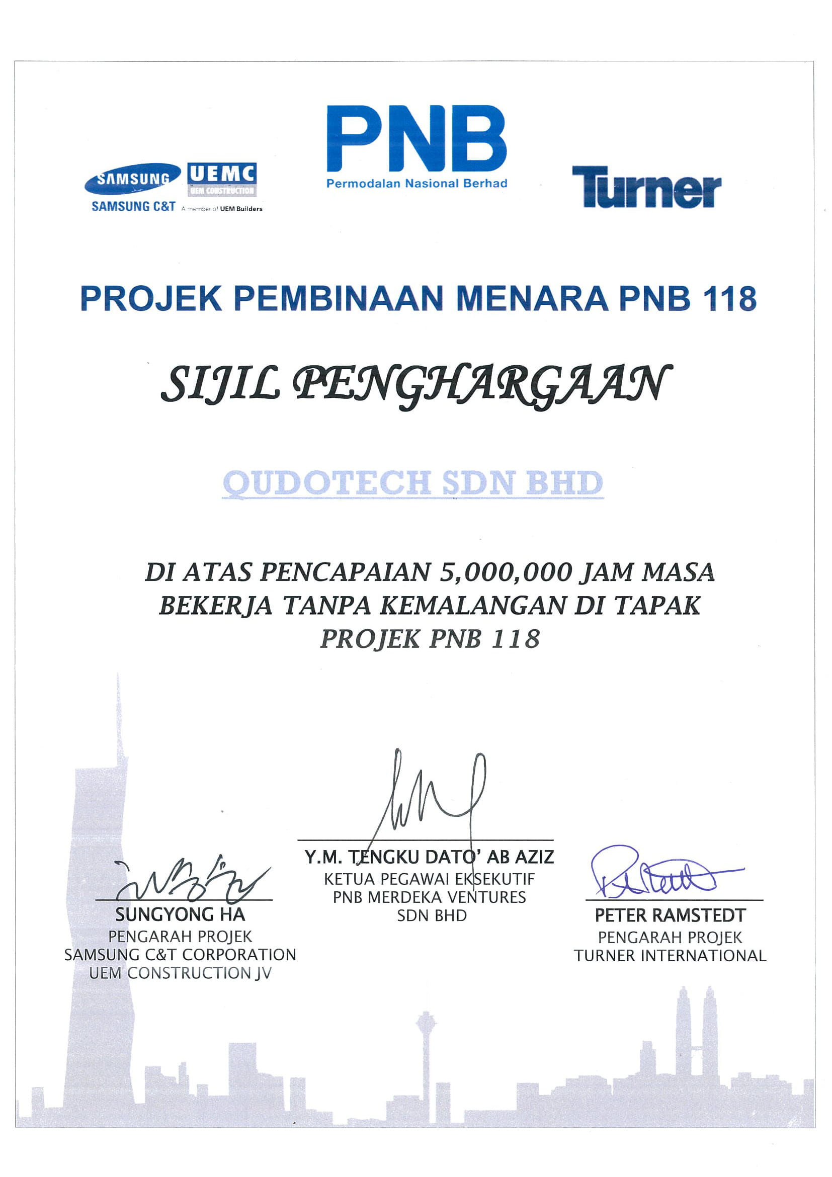 5-7-KL118-5Mil hrs accident free-1