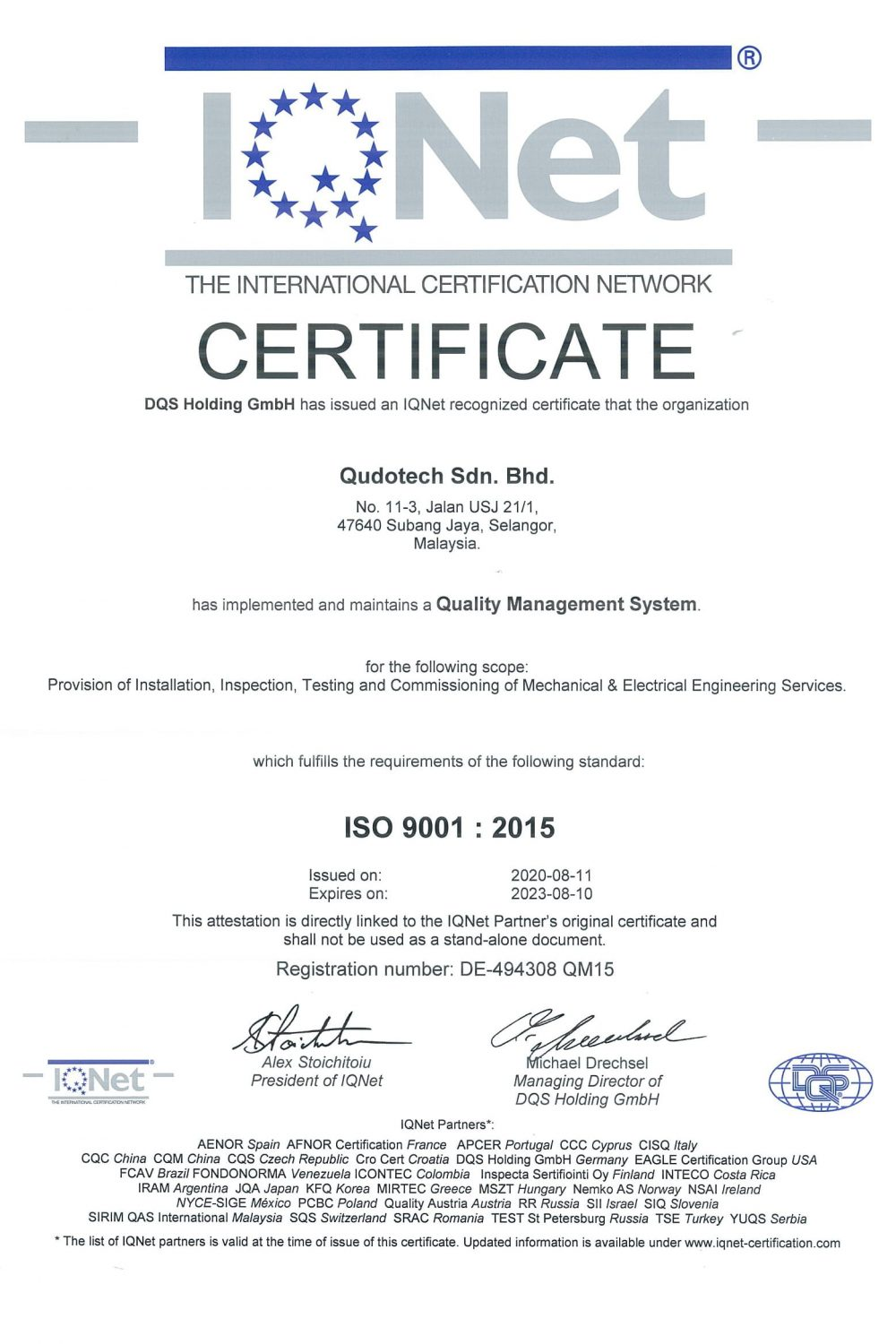 5-2-ISO Certificate. 2023-2